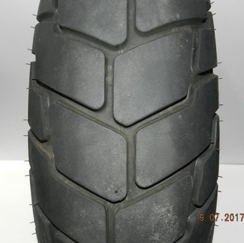 Harley - Dunlop Front Tyre - Side