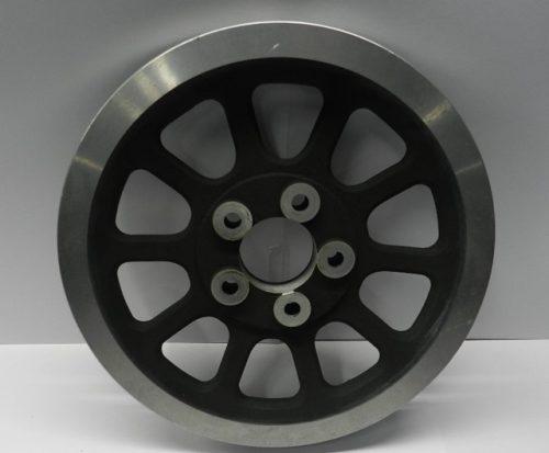 Harley - Night Train - Rear Pulley Belt Sprocket - FrontHarley - Night Train Rear Wheel - Front