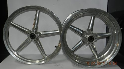 Harley - Softail Rocker Front & Rear Wheels - Front
