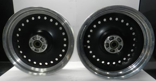 Harley - Fatboy Front & Rear Wheels - Front
