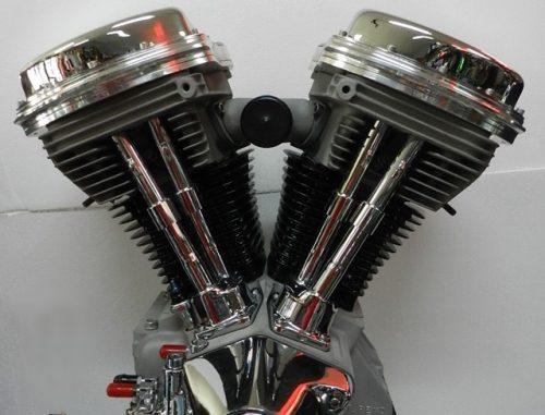 Harley- Evo Engine Reco-Frontvo Engine Reco
