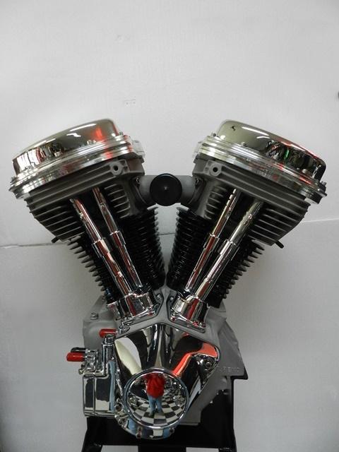 Harley - Evo 1340 Engine - Big Twin- Reco