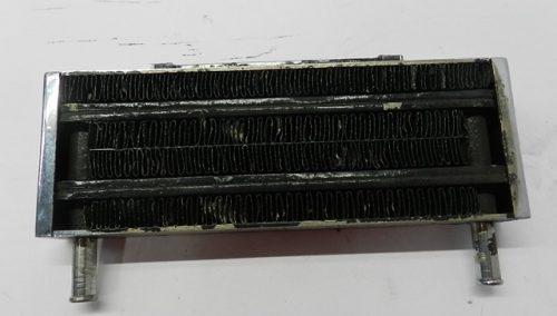 Harley-Lockhart Oil Cooler-Front