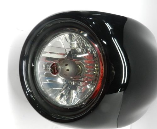 Harley-V-Rod Headlight Assembly-Front