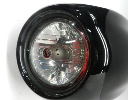 Harley-V-Rod Headlight Assembly-Front