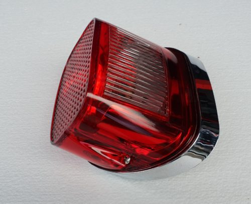 Harley-Rear tail light -Heritage Softail-Side