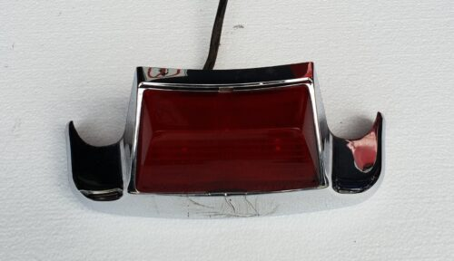 Harley-Rear fender light -Front