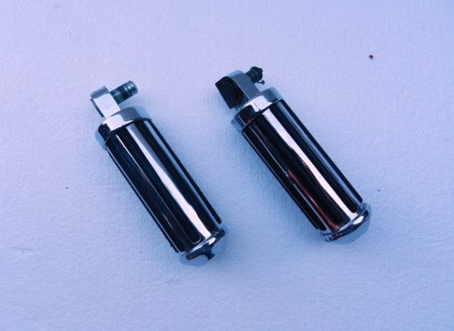 Harley-Rear Foot Pegs - Front