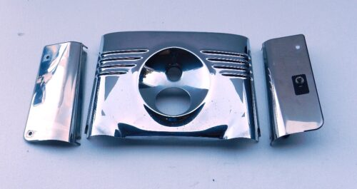 Harley-Headlight Cowling Complete - Front