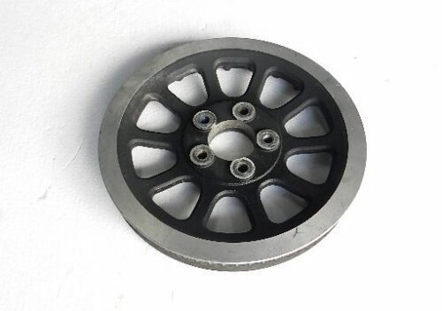 Harley-Rear Pulley-2011 Softail -Front
