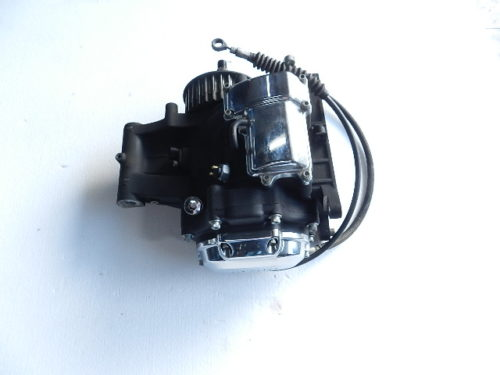 Harley-Gear Box-2011 Softail-Side