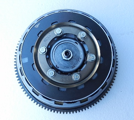 Harley-Complete Clutch -FXST (07 up)-Front