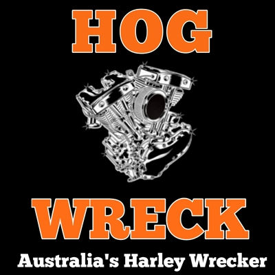 Hog Wreck - Australian Harley Davidson Motorcycle Wrecker