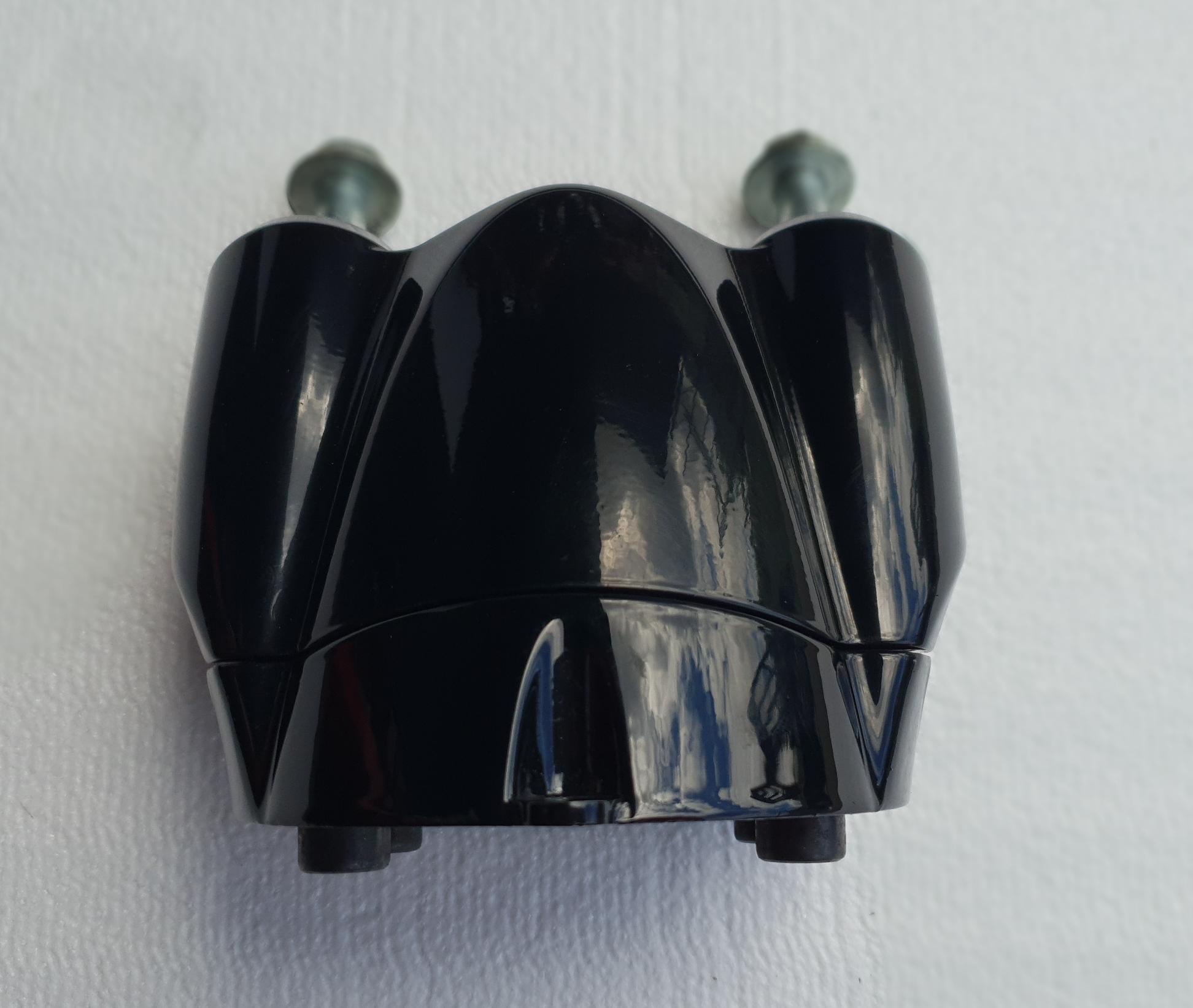 Harley-v-rod -handlebar Riser Clamp Mount- 2006