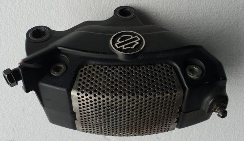 Harley-V-Rod-06-Rear Brake Caliper-Front