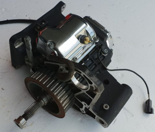 Harley-Heritage-03-5 speed gearbox-Front