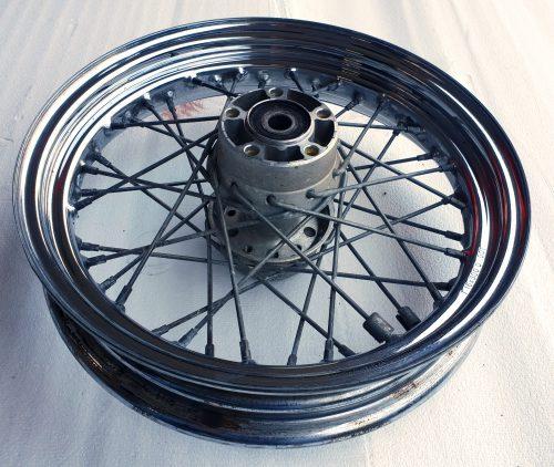 Harley -Heritage -03-Rear Wheel