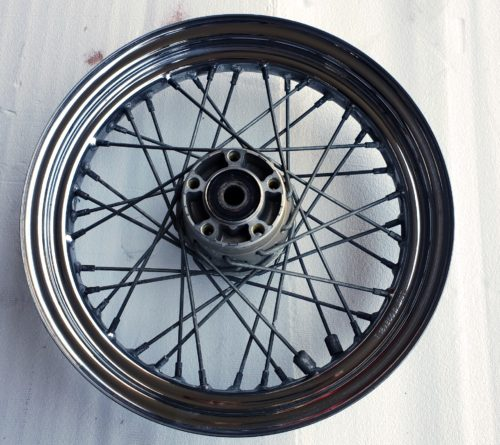 Harley-Heritage -03-Rear Wheel