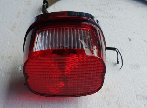 Harley-Heritage Softail 2003-Tail Light-Front