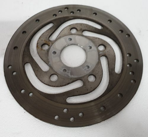 Harley-2007 Sporty-Front Disc-Front
