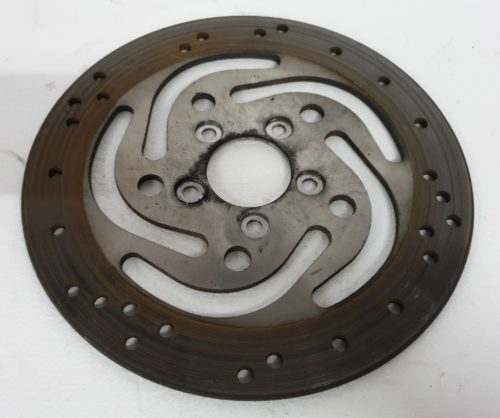 Harley-2007 Sporty-Rear Brake Disc-Front