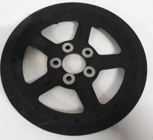 Harley-2007 Sporty-Rear Pulley-Front