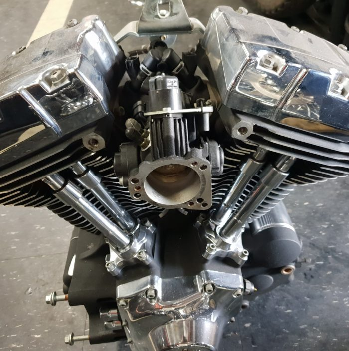 Harley Heritage Softail >> Harley Heritage Softail Complete Engine 2011